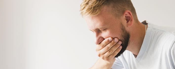 sintomas caries
