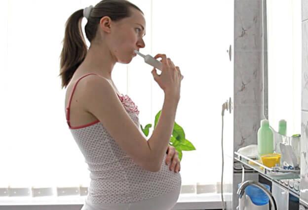 higiene durante el embarazo