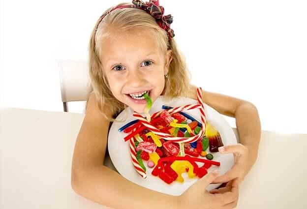 alimentos con azucar