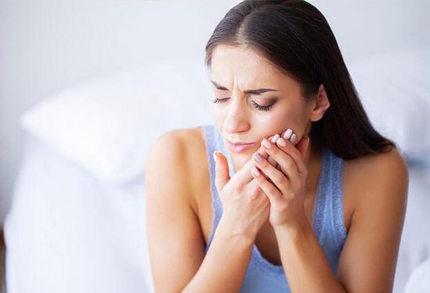 dolor en los dientes